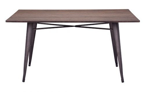 loft rectangular table