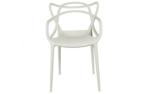 Kartell masters chair front