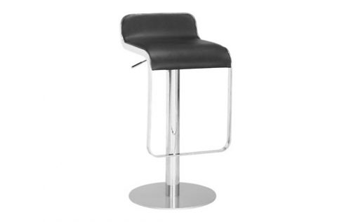 zoey bar stool black