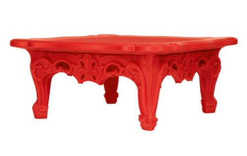 duke of love coffee table red