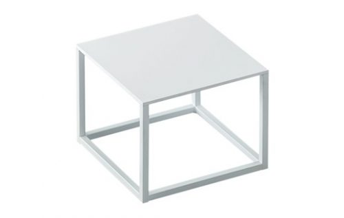 geo coffee table S – white
