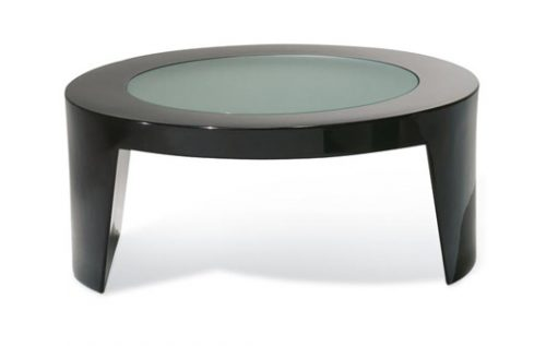 tao coffee table black