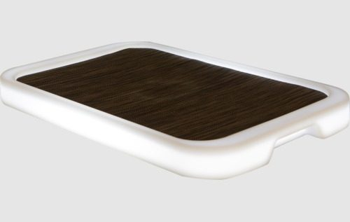 tron tray rectangular