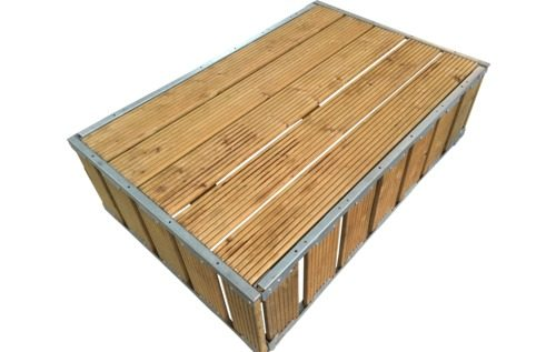 Crate coffee table 1